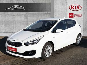 Kia cee'd 1.4 Dream Team **NAVI*PREMIUM-PAKET**